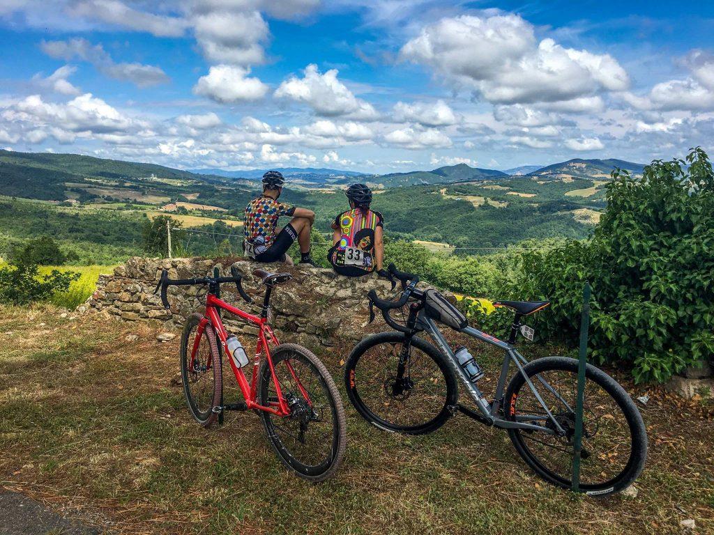 Gravel bike strategia differenziazione per bike hotel