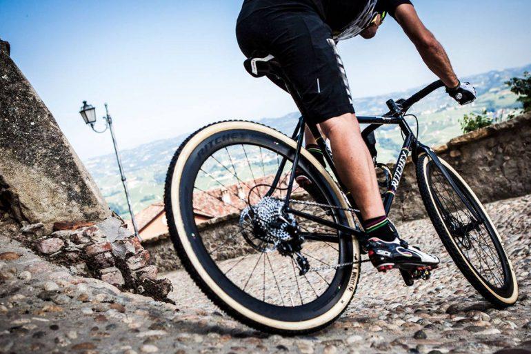 Gravel bike per bike hotel