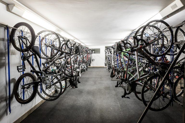 bike room consigli