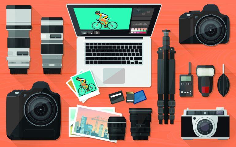 bike hotel come comunicare con le fotografie