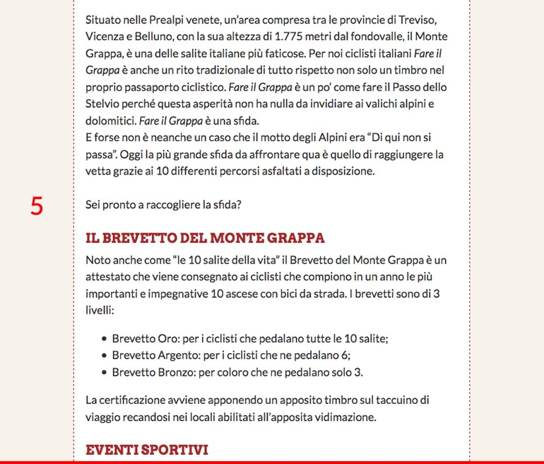 Copy newsletter efficaci