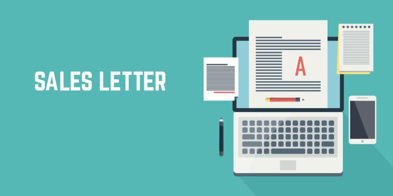 Convertire le richieste in prenotazione sales letter
